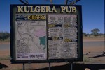 Kulgera at the Stuart Highway